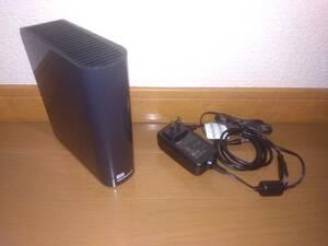 外付けHDD 5TB WD Elements WDBWLG0050HBK-04 中古