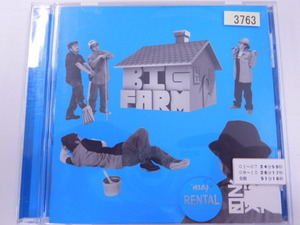 【CD★1182】 BIG FARM / 韻シスト ★