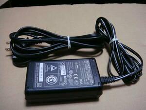 б/у товар SONY Sony оригинальный AC адаптор AC-L15A