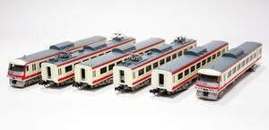 ★ 【 TOMIX 】 トミックス 92003 西武 5000系 レッドアロー 6両セット Nゲージ 鉄道模型 ★ 1円スタート