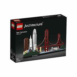 レゴ(LEGO) アーキテクチャー サンフランシスコ 21043 ブロック おもちゃ 女の子 男の子