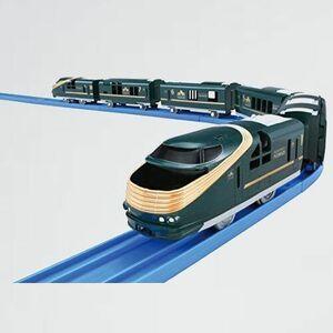 好評 新品 クルーズトレインDXシリーズ プラレール M-DS EXPRESS 瑞風 TWILIGHT