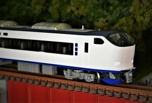 亜鉄社●美品●TOMIX 品番98672、JR西日本 281系 特急電車(はるか),基本,6両セット