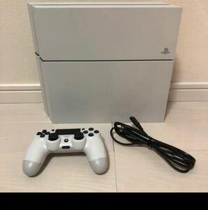 SONY PS4 本体 500GB ホワイト