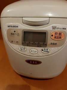 MITSUBISHI  電子ジャー炊飯器 炊飯器 10合炊き 1升炊き