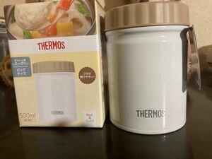 【新品】THERMOS真空断熱スープジャー 500ml