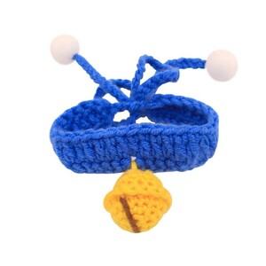 ペット首輪 ペットネックレス 犬首輪 犬ネックレス 猫首輪 猫ネックレス 優しい首輪 ニット首輪 ハンドメイドネックレス