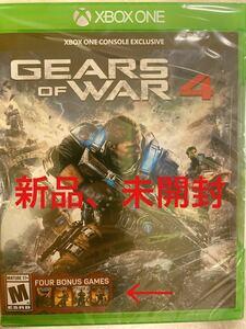 (新品)XBOX ONE/Gears of War 4