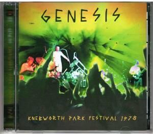 Genesis ジェネシス「Knebworth Park Festival 1978 King Biscuit Flower Hour」2CD 送料込 Live