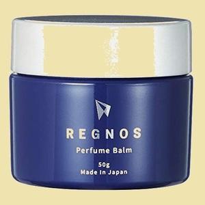 大人気 新品 未使用 REGNOS(レグノス) 練り香水 R-ZP フレグランスクリ-ム オ-ドトワレ 練り香水 メンズ 50g ホワイトムスクの香り
