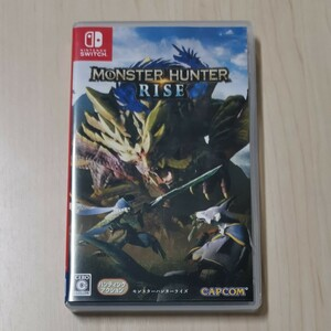 モンスターハンターライズ Nintendo Switch