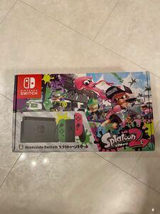 Nintendo Switch スプラトゥーン2セット Nintendo 任天堂Switch