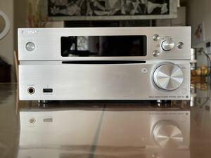 SONY MAP-S1 マルチオーディオプレーヤ ハイレゾ CD FM.AM再生など全ての動作確認済み 売り切り!