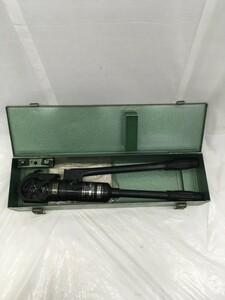 【中古品】カクタス 手動油圧式圧着工具 S-100 /IT4E39NYGT20