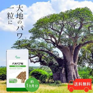 【リプサ公式】 バオバブ粒 約1か月分 T-735 サプリメント サプリ 健康食品 送料無料