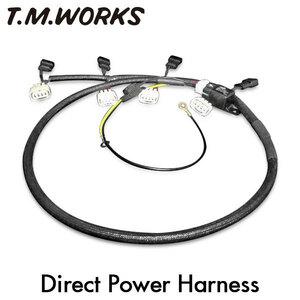 T.M.WORKS ダイレクト・パワーハーネスキット ライフ JB5 JB6 JB7 JB8 P07A 03/9~08/11
