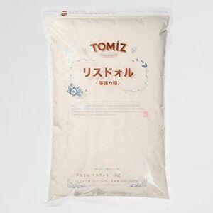新品 好評 / リスドォル P-TM 準強力粉 準強力小麦粉 2.5kg TOMIZ フランスパン用粉 ハ-ドパン用粉