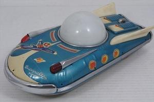 [珍品]Universe Car ブリキ バッテリー式 当時物 中国製 スペース ユニバースカー 宇宙 レトロ玩具 雑貨