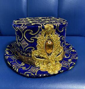 ☆★☆ カーニバル パレード 帽子 シルクハット コスプレ ハロウィン ② ☆★☆