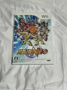 ★☆スーパーロボット大戦NEO Wiiソフト【送料無料】☆★
