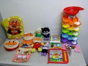 アンパンマン おもちゃ 知育玩具 ぬいぐるみ など NEWことばずかんDX それいけ!コロロンパーク にぎやかコロロンだまセット