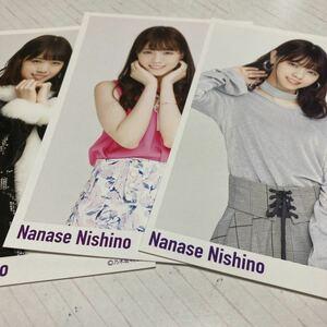 Nogizaka 46. industry memory postcard west . 7 .