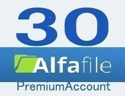 Alfafile30 day official premium coupon Speed shipping valid . time limit none buying put also kindness support certainly commodity explanation . read please.