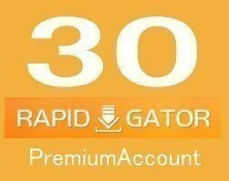Rapidgator30 day official premium coupon general 1 minute . immediately hour shipping valid . time limit none buying put also kindness support certainly commodity explanation . read please.
