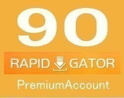 Rapidgator90日公式プレミアムクーポン 通常1分で即時発送 有効化期限なし買い置きにも  親切サポート 必ず商品説明をお読み下さい。
