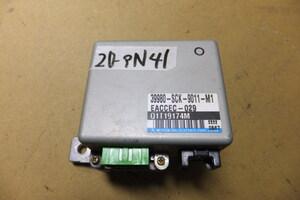 ホンダ ザッツ JD1 H14年 パワステコンピューター 39980-SCK-9011-M1 20-9N41