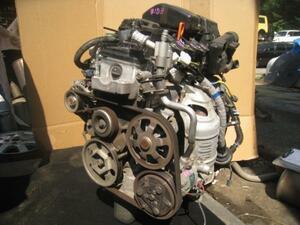 ☆ホンダ ライフ H20年 JB6 エンジン本体 P07A AT-4WD車 52,599Km 動作確認済 #1D38