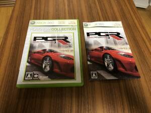 送料無料 Xbox360★プロジェクトゴッサムレーシング3★used☆Project Ghotham Racing 3☆import japan