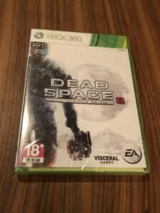 送料無料 新品未開封 Xbox 360★デッドスペース3 限定版 海外版★Brand new☆Dead Space limited edition☆
