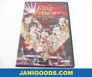 King & Prince Blu-ray CONCERT TOUR 2019 通常盤 【美品 同梱可】ジャニグッズ