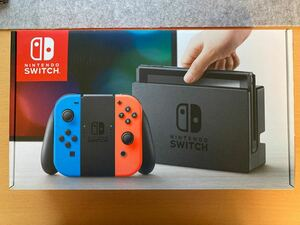Nintendo Switch ニンテンドースイッチ 未対策機 初期型