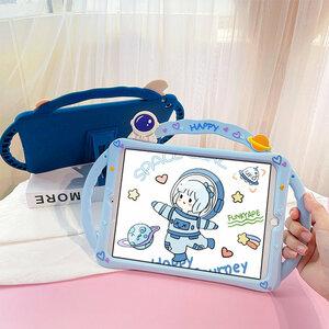 2020年発売 iPad 10.2インチ iPad 8 ケース 第8世代 ケース アイパッド8 カバー シリコンケース スタンドタイプ 耐衝撃ケース 保護カバー
