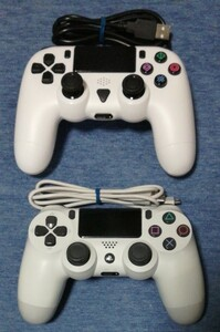 PS4コントローラー純正&PS4非純正コントローラー