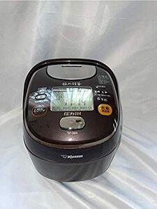 【最安値♪】象印 炊飯器 3.5合 圧力IH式 極め羽釜 プライムブラウン NP-QB06-TZ