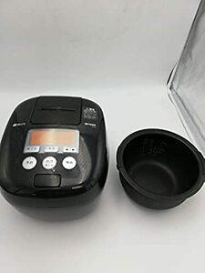 タイガー魔法瓶(TIGER) 炊飯器 5.5合 圧力IH ブラック JPC-B101-K