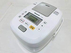 パナソニック 炊飯器 5.5合 圧力IH式 SR-PB106-W