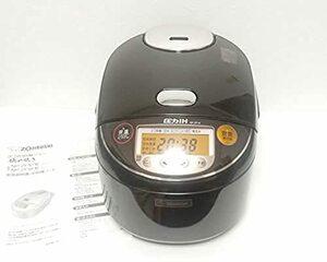 象印 圧力IH炊飯器 1升 ダークブラウン NP-ZF18-TD