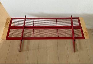 DOD カシスラック 赤 廃盤品 テキーラテーブル