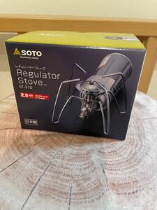 SOTO シングルバーナー ST-310