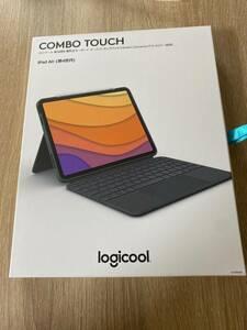 (最終1個)iPad air 第4世代対応トラックパッド付き 10.9インチ Combo Touch ロジクール Air Logicool