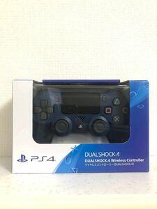 国内正規品 新品 未使用 未開封 PS4 DUALSHOCK4 ミッドナイトブルー   MidnightBlue