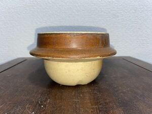 鉢カバー 釜 丸鉢 植木鉢