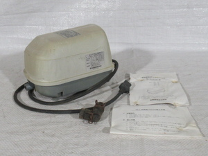 ☆ City Industry Air Pump Septic Tank Diachu Blower SSL-40 ☆ Used Products