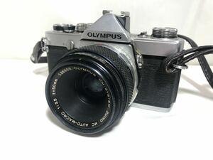 OLYMPUS オリンパス OM-1 フィルムカメラ 一眼レフカメラ ZUIKO