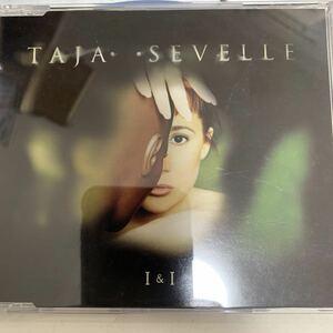 【中古】I & I/Taja Seville-UK CD single