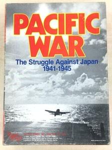 VG Inc. PACIFIC WAR The Struggle Against Japan 1941-1945 シミュレーション ボードゲーム 未使用品
